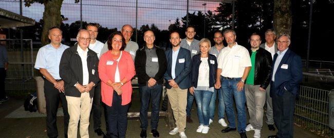 Treffen der Netzwerkpartner des VfB 03 Hilden